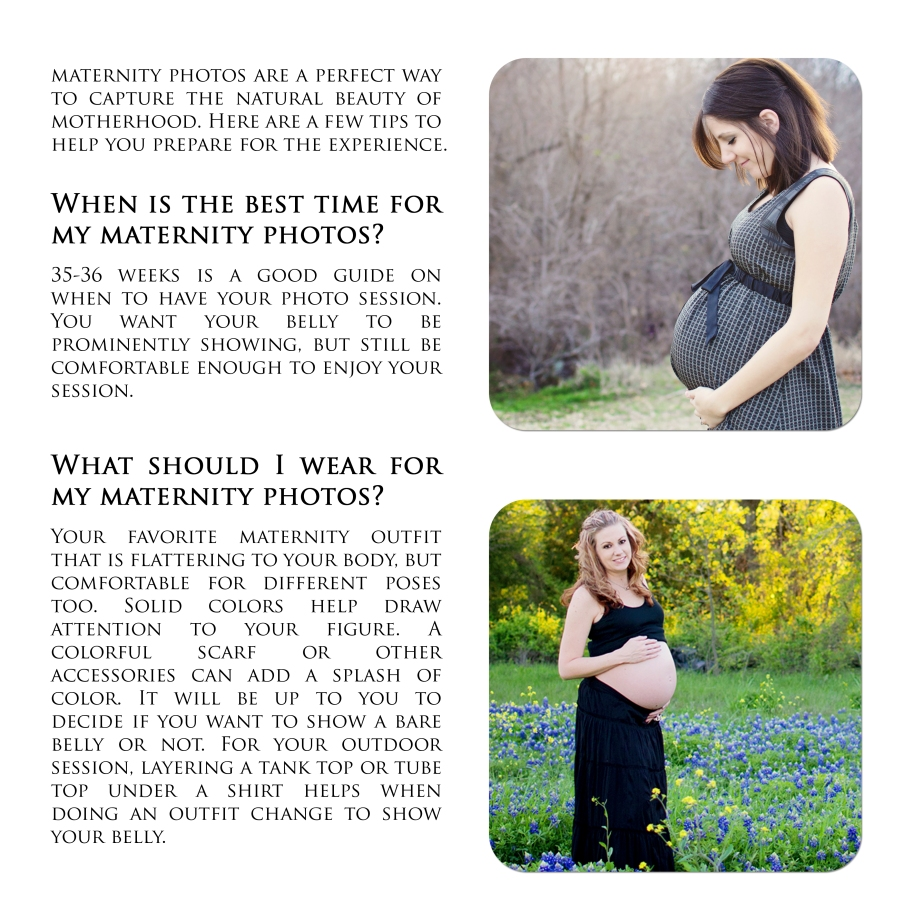 Maternity Portrait Guide - pg2